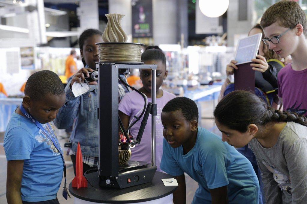 Une machine pour l'éducation
